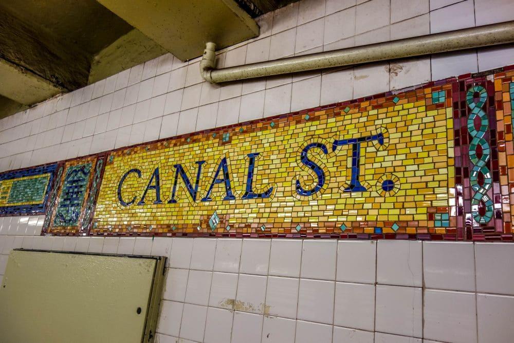 Canal Street New York