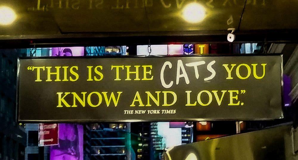 Cats Musical Broadway New York