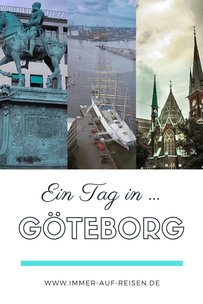 Ein Tag in ... Göteborg