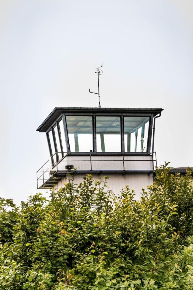 Wachturm auf der Wasserkuppe