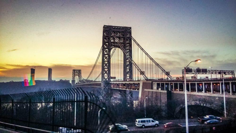 Washington Bridge New York