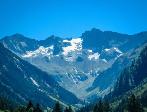 Zillertaler Alpen Wandern in Österreich