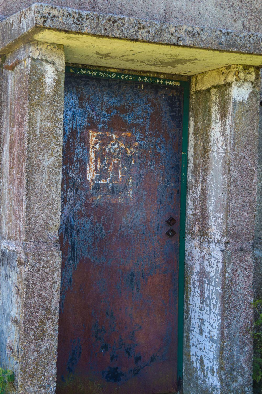 Tür des Grenzturm