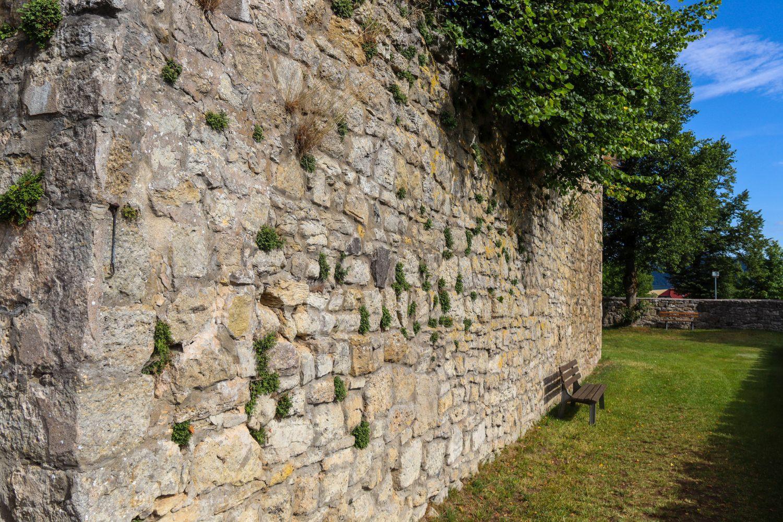 Wehrmauern