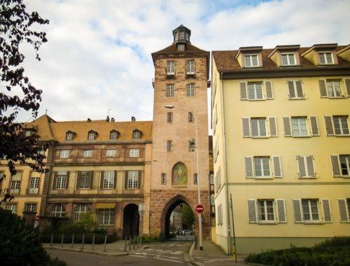 Impressionen aus Straßburg / Frankreich