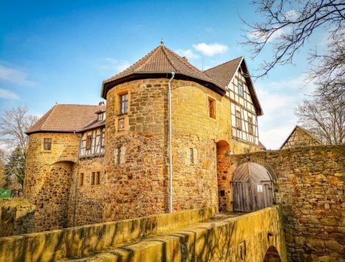 Burgen Südthüringens
