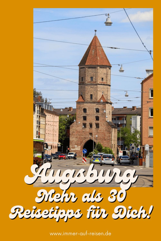 Augsburg Mehr als 30 Reisetipps für Dich