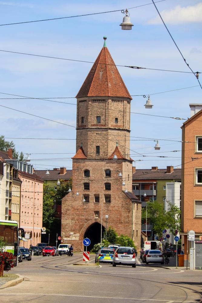 Jakobertor Augsburg