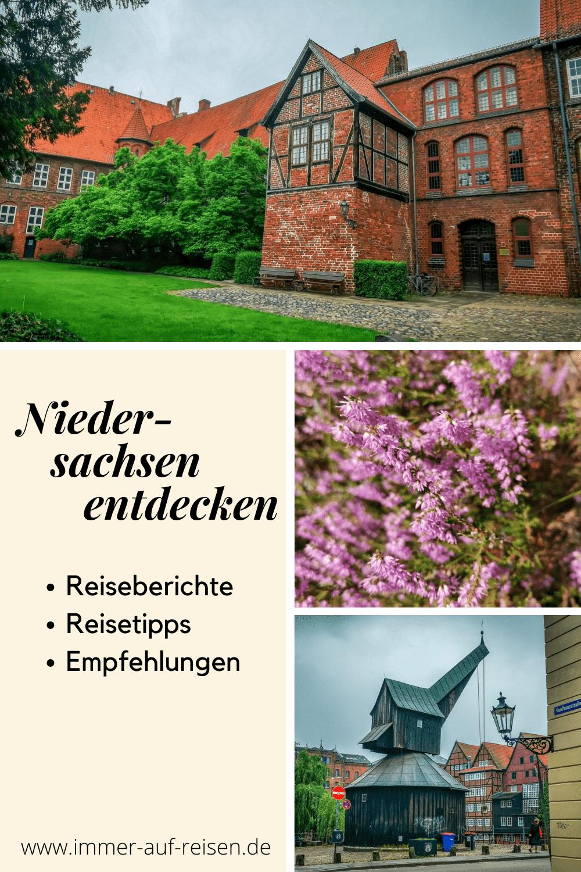 Niedersachsen entdecken
