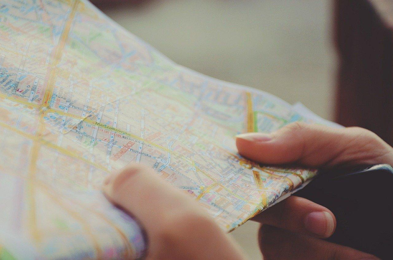 Reiseplanung Städtereise