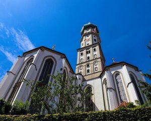 Basilika St. Ulrich & Afra Augsburg