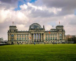 Der Reichstag Berlin - Städtereise